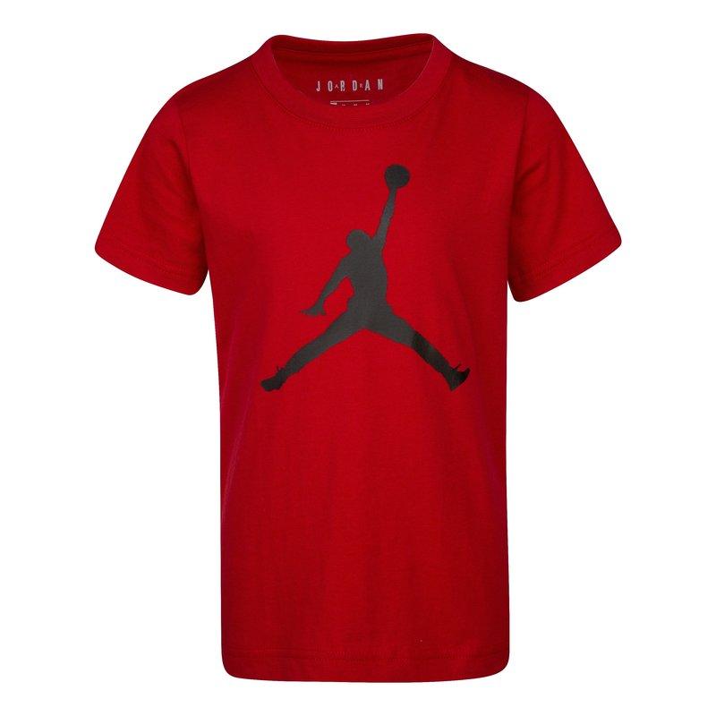 Air Jordan Air Jordan Boys Jumpman Tee Red/Black 952423 R78