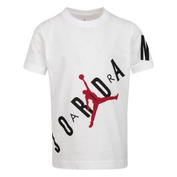 Air Jordan Air Jordan Boys Jumpman Logo Tee White/Red 95A512 001