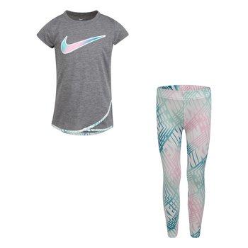 Nike Nike Girls  2 Piece Legging Set Tropical Twist 36H500 F1P