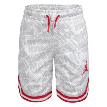 Air Jordan Air Jordan Boys Mesh Shorts Cement/Red 95A540 001
