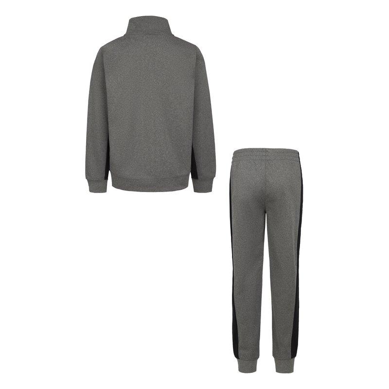 Air Jordan Air Jordan Boys Jumpman Track Suit Grey/Black 85A450 GEH