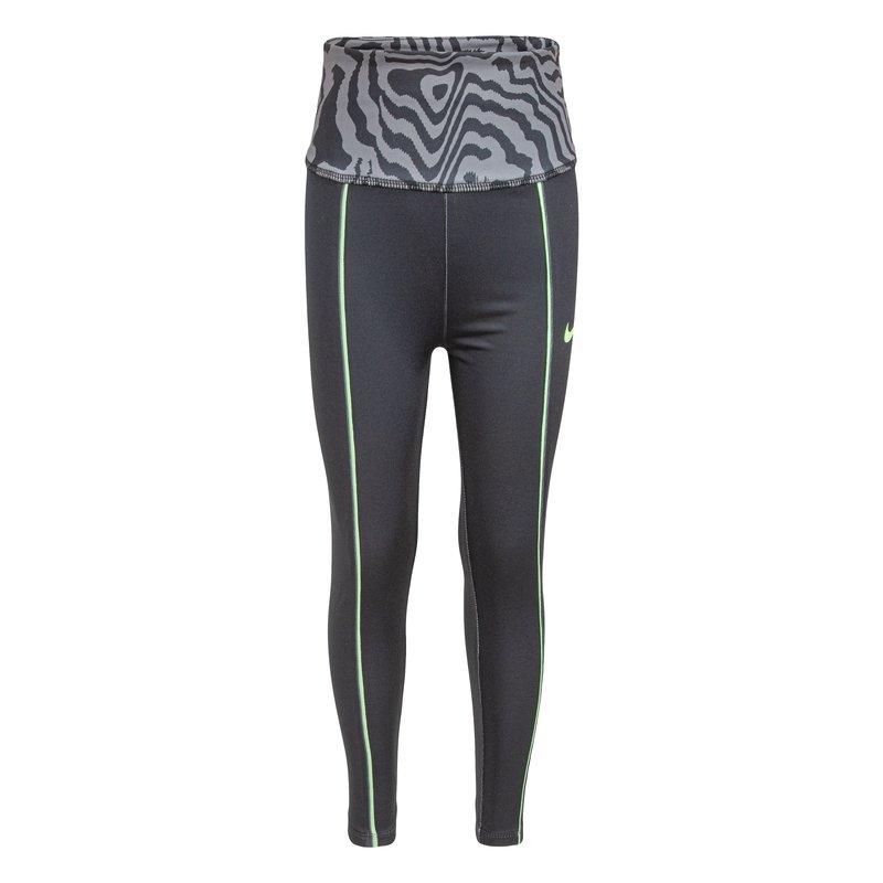 Nike Nike Girls Electric Zebra Leggings 36H328 023