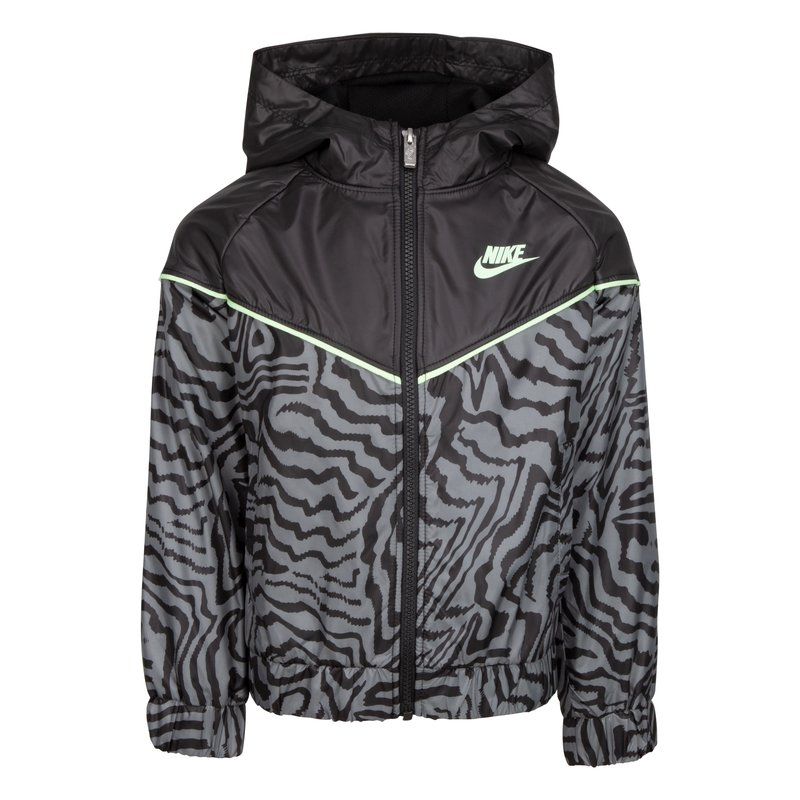 Nike Nike Girls Electric Zebra Windrunner 36H326 023