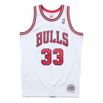 Mitchell & Ness ** Mitchell & Ness Scottie Pippen Swingman Jersey Chicago Bulls WHITE