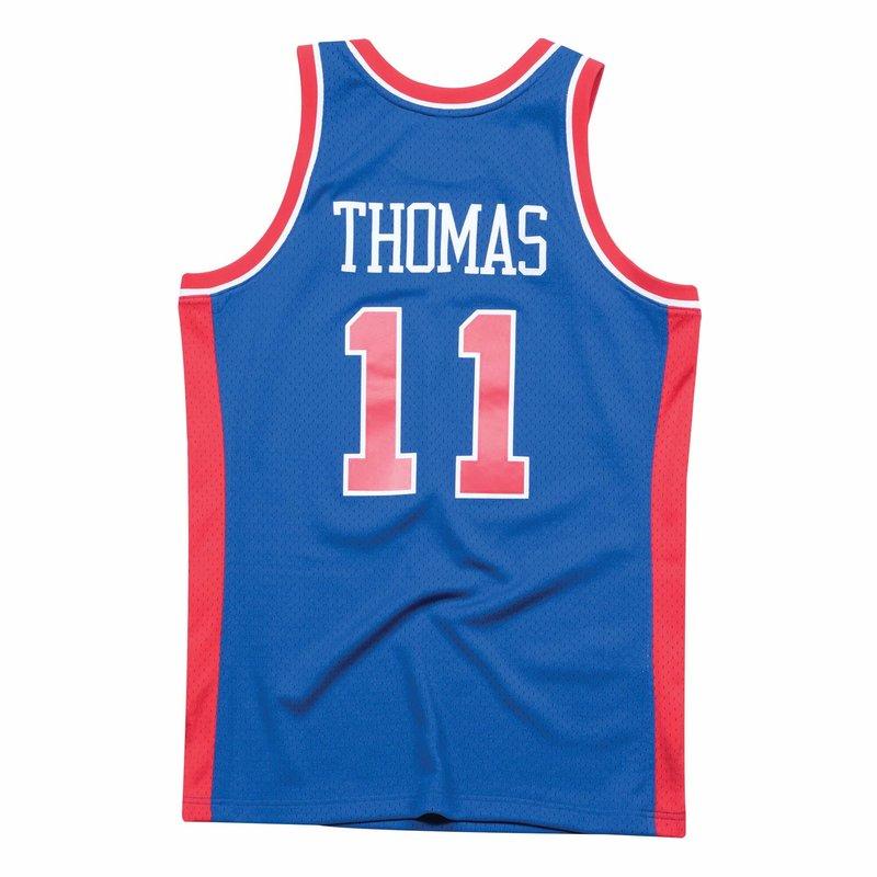 Mitchell & Ness Mitchell & Ness Thomas Pistons Swingman 88-89