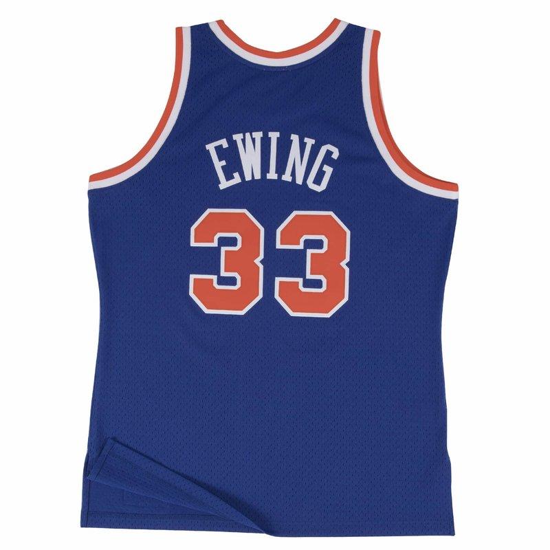 Mitchell & Ness ** Mitchell & Ness Patrick Ewing 1991-92  Jersey New York Knicks