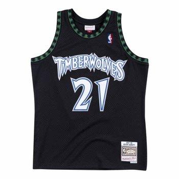 Mitchell & Ness Mitchell & Ness Garnett Timberwolves Black Swingman 97-98