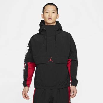 Air Jordan Air Jordan Men's Jumpman Spring Jacket Black/Red CV1864 010