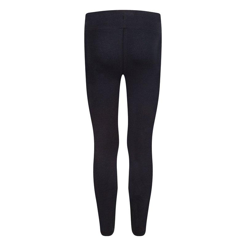 Air Jordan Air Jordan Girls Leggings Black/White 45A438 023