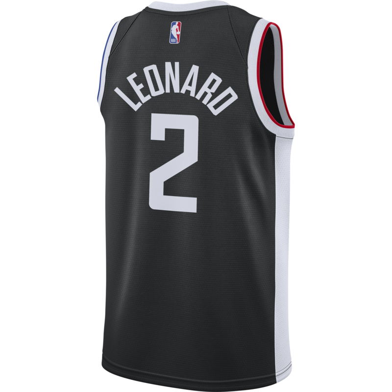 Nike Nike Los Angeles Clippers Leonard Swingman Jersey City Edition CN1735 017