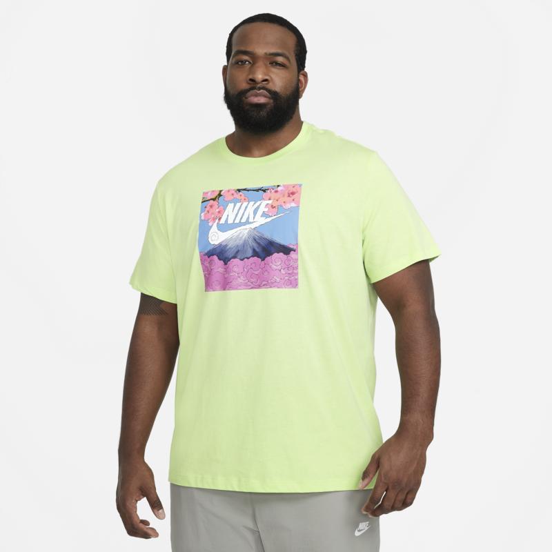 Nike Nike Men's Sportswear Tshirt 'Lime' DB6153 383