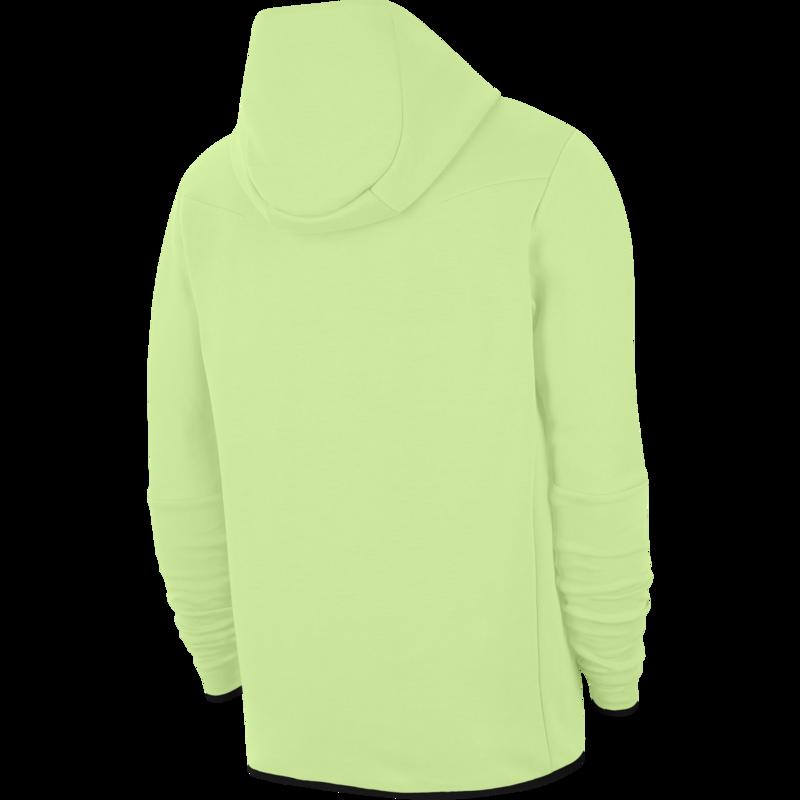 Nike Nike Men's Sportswear Tech Fleece Hoodie Highlighter CU4489 383