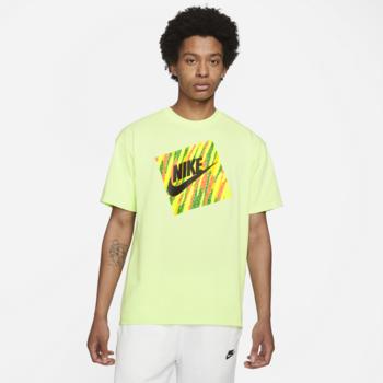 Nike Nike Men's MAX90 Wild Tshirt 'Lime' DB6133 383