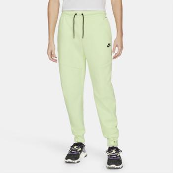 Nike Nike Men's Tech Fleece Pant Highlighter Lime CU4495 383