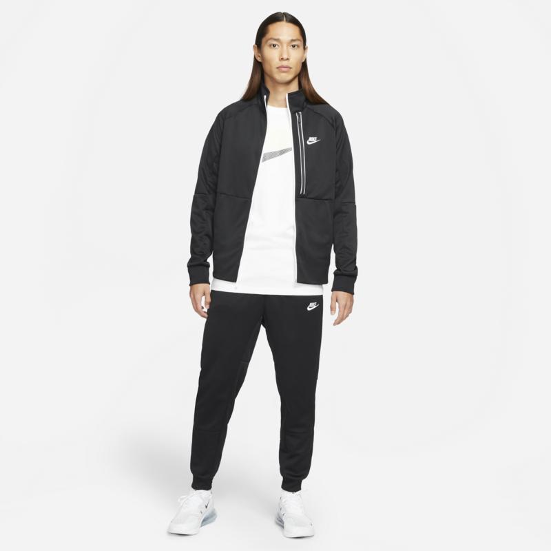 Nike Nike Men's Sportswear Tribute Full Zip Hoodie 'Black' DA0003 010