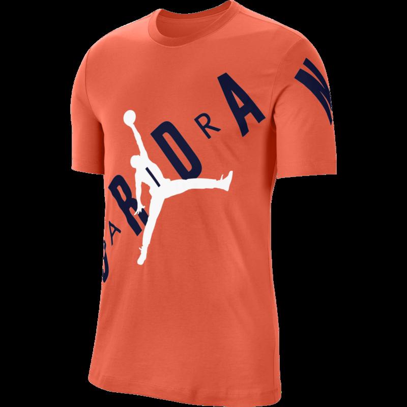 Air Jordan Air Jordan Men's HBR T-shirt 'Orange' DA1894 884