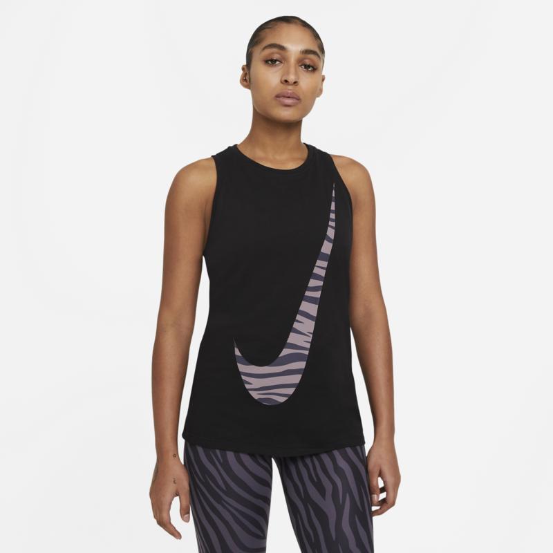 Nike Nike Women's Dri-Fit Tank Icon Clash 'Black' DB9799 010