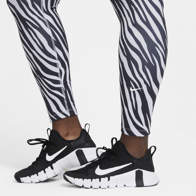 Nike Nike Women's ONE 7/8 AOP Leggings Icon Clash 'Purple Chalk/White' DC5276 596