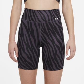 Nike Nike Women's  One 7'' Shorts AOP Icon Clash 'Dark Raisin/White' CZ9207 573