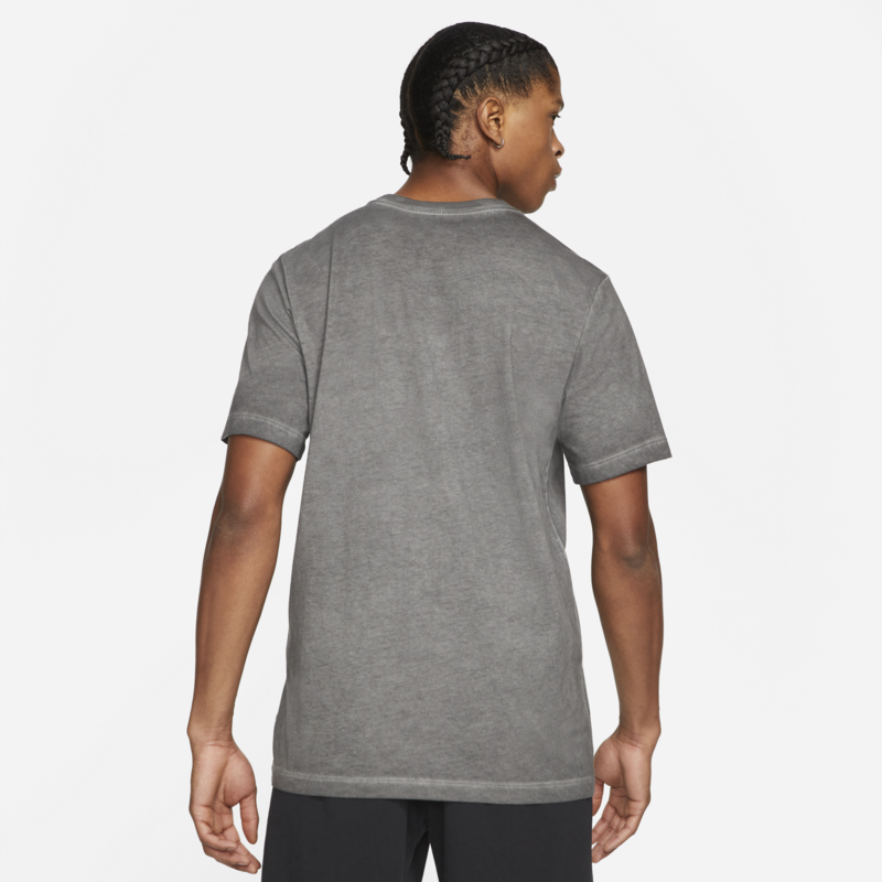 Nike Nike Men's Sportswear Happy Face Tee Grey/Multi DB6190 010