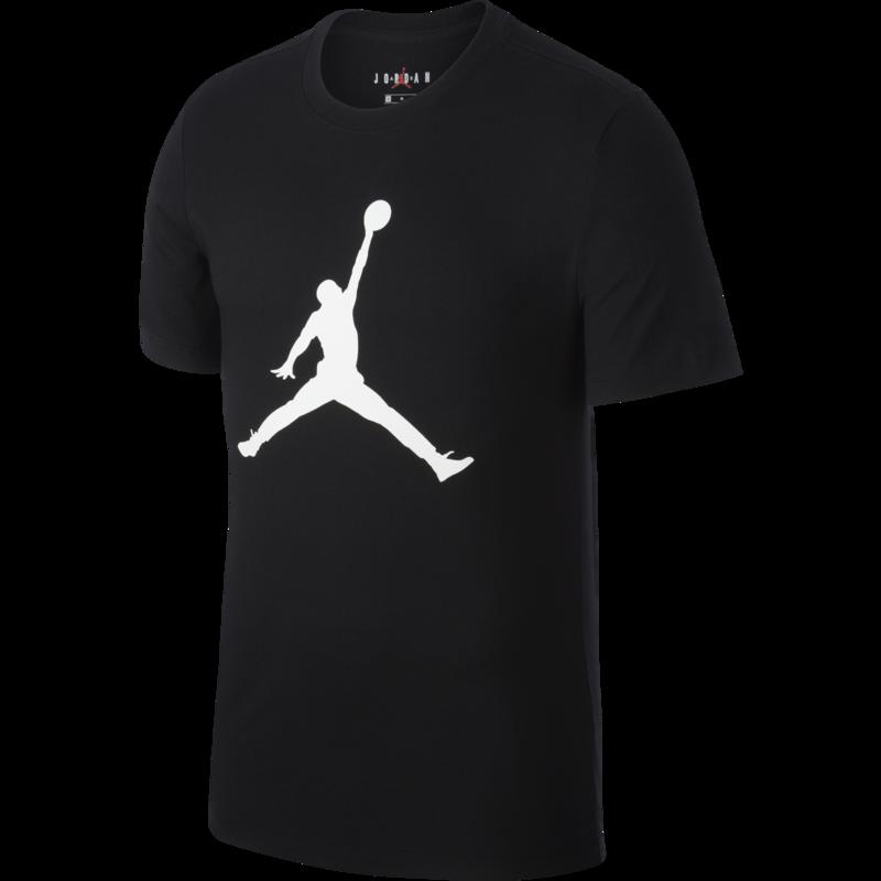 Air Jordan Air Jordan Men's Classic Jumpman Tee Black/White CJ0921 011