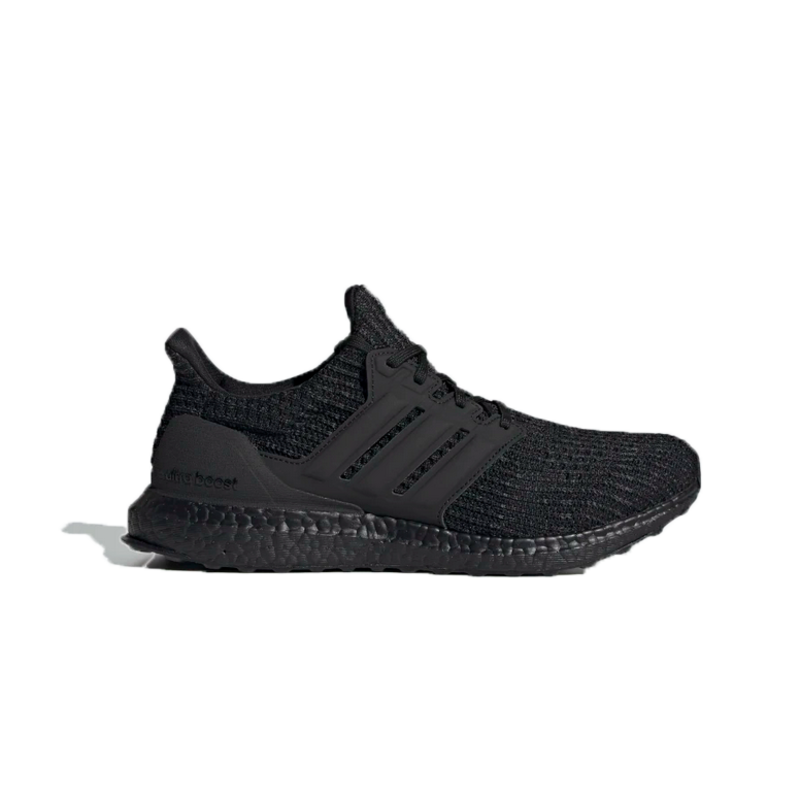Adidas Adidas Men's Ultraboost 4.0 DNA Core Black/Core Black/Active Red FY9121