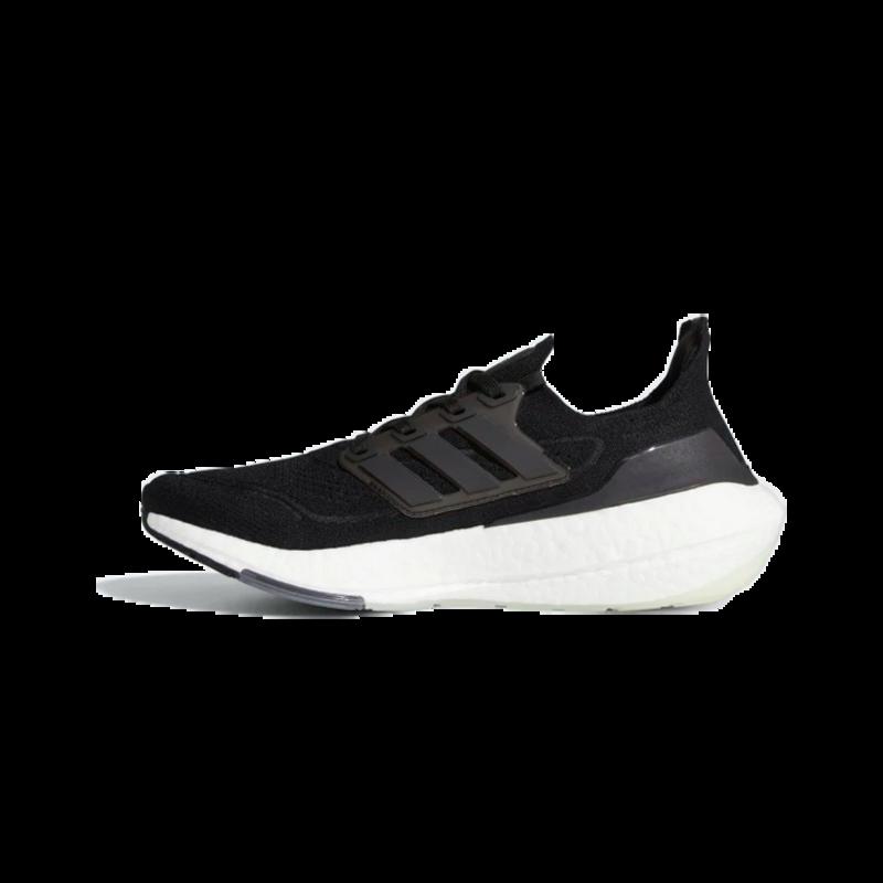 Adidas Adidas Men's Ultraboost 21 Shoes Core Black/Core Black/Grey Four FY0378
