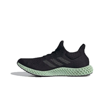 Adidas Adidas Men's adidas 4D Futurecraft Core Black/Grey Five/Linen Green FZ2560