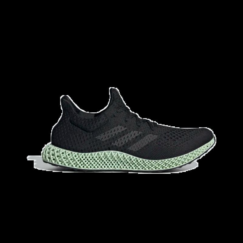Adidas Adidas Men's adidas 4D Futurecraft Core Black/Grey Five/Linen Green FZ2560