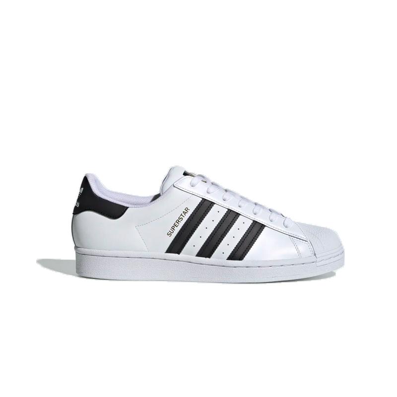 Adidas Adidas Men's SUPERSTAR Cloud White/Core Black/Cloud White EG4958