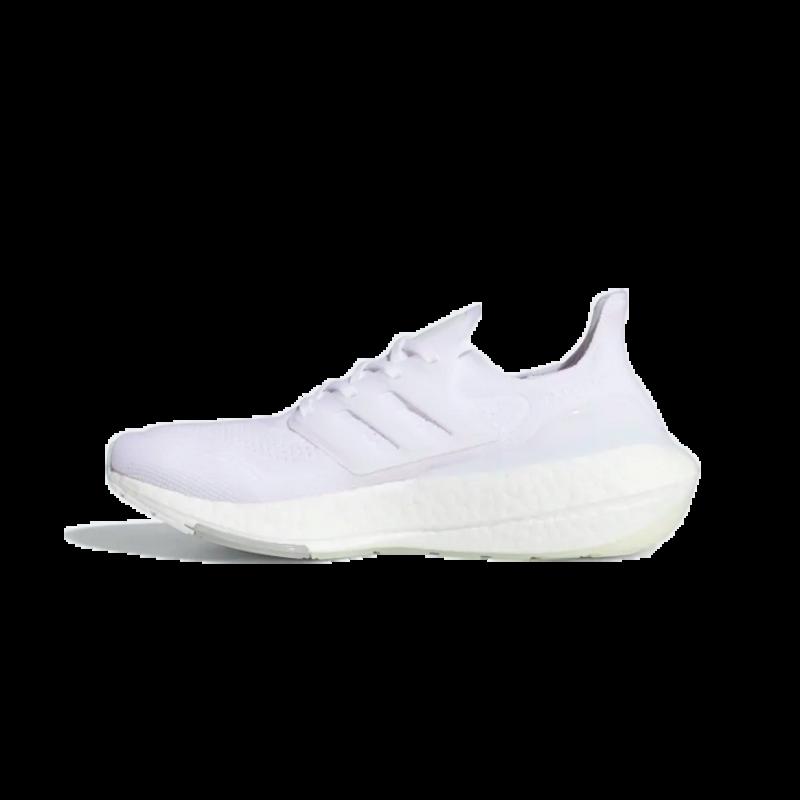 Adidas Adidas Men's ULTRABOOST 21 Cloud White/Cloud White/Grey Three FY0379