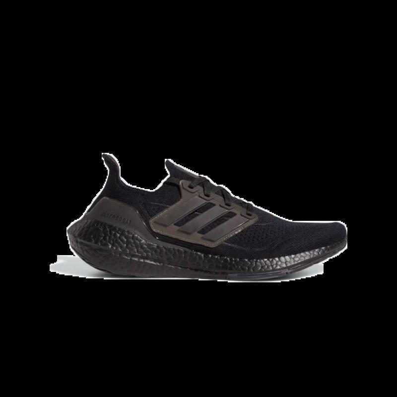Adidas Adidas Men's ULTRABOOST 21 Core Black/Core Black/Core Black FY0306