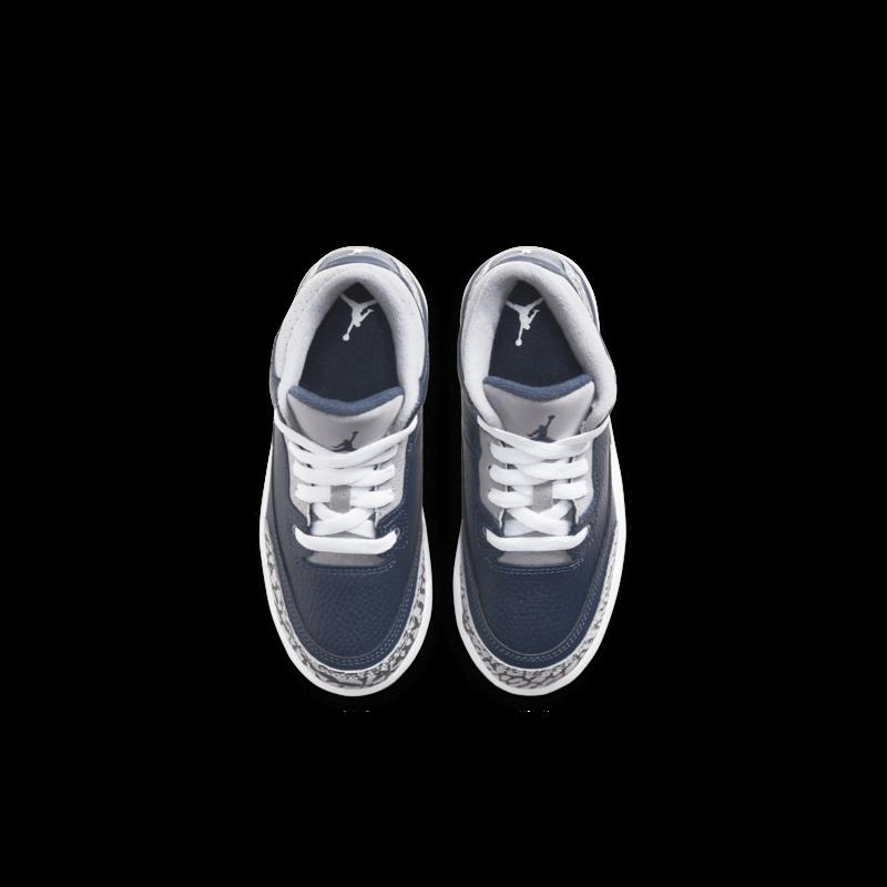 Air Jordan Air Jordan 3 Retro PS 'Midnight Navy' 429487 401