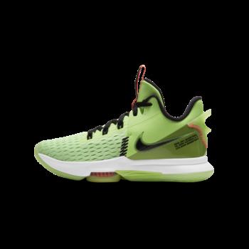 Nike Nike Men's Lebron Witness V 'Lime Glow/Black-Bright Mango' CQ9380 300