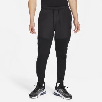 Nike Nike Men's Tech Fleece Woven Joggers Black/Black CZ9901 010