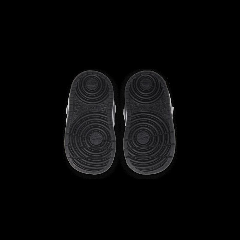 Nike Nike Kid's Court Borough Low 2 TD Black/White BQ5453 104