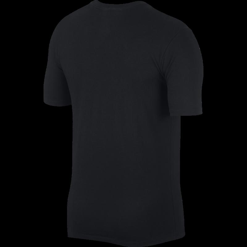 Air Jordan Air Jordan Men's Embroidered Jumpman T-shirt Black AH5296 010