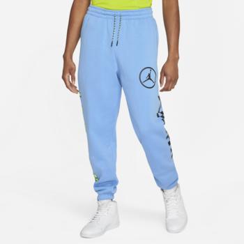 Air Jordan Air Jordan Men's Sport DNA Fleece Pants Blue/Multi CV2979 412