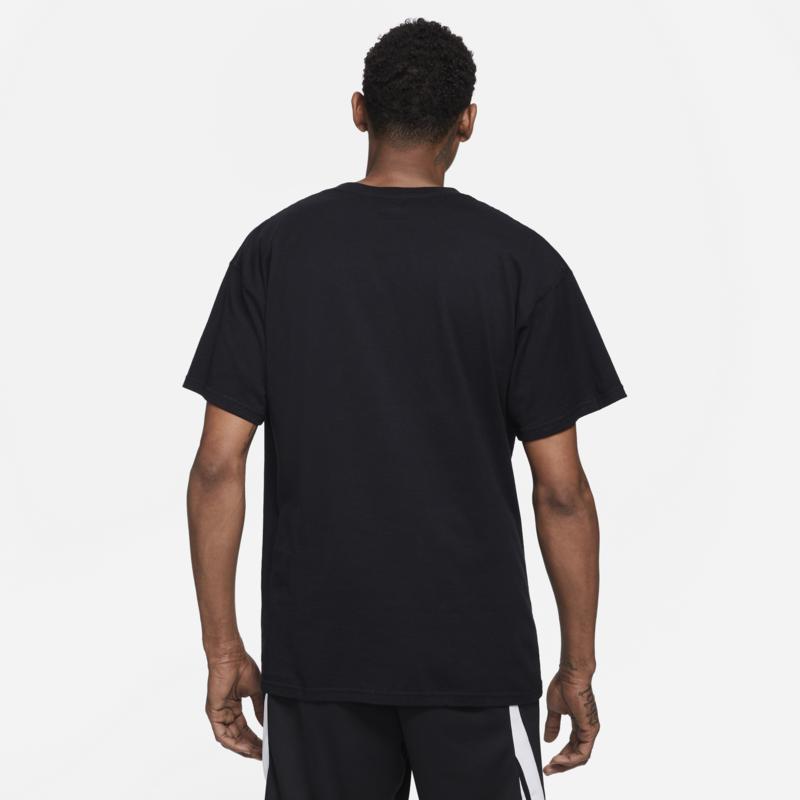 Nike Nike Men's Basketball T-shirt Giannis Freak Swoosh  DJ5323 010