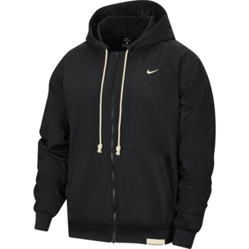 Nike Nike Men's Therma Insulated Track Jacket Black/White CK6805 010