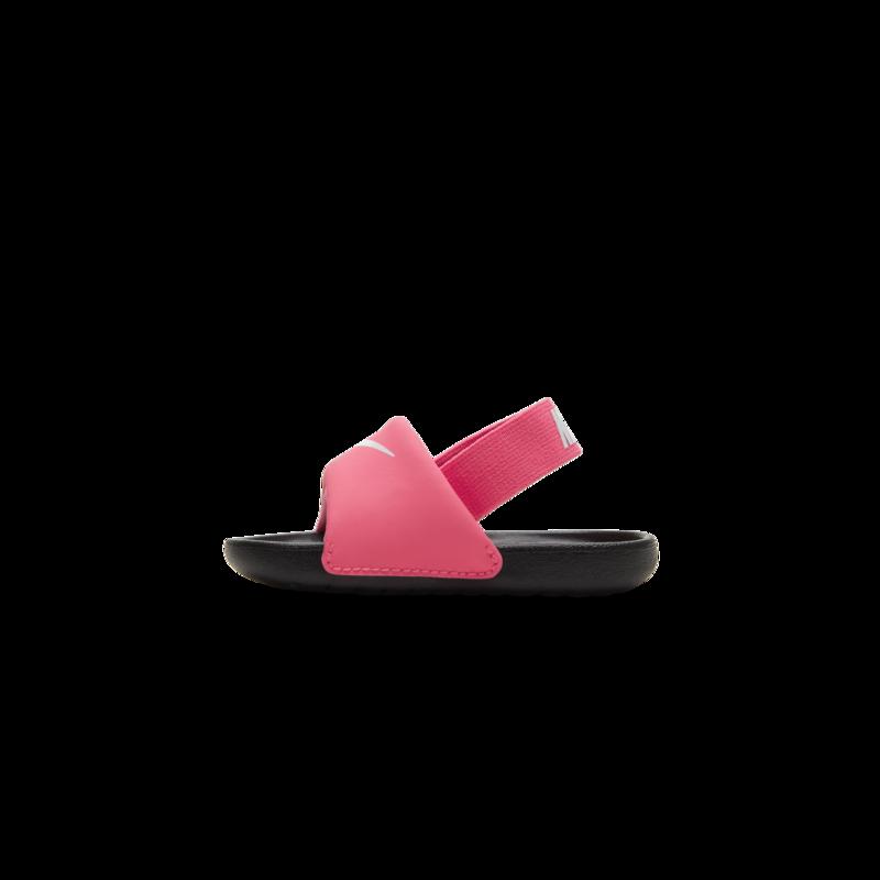 Nike Nike Toddler Kawa Slides 'Pink/Black' BV1094 610