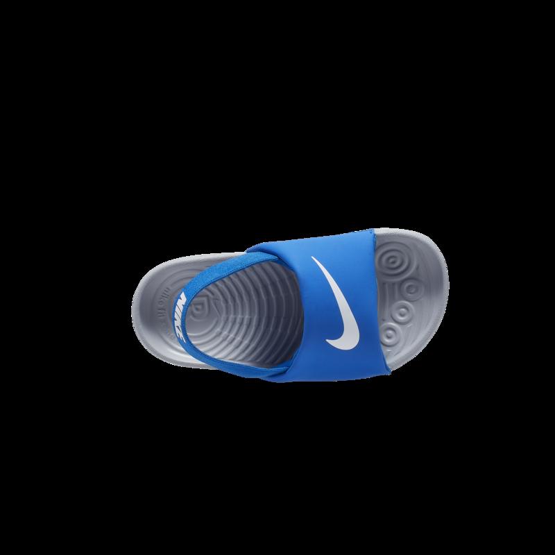 Nike Nike Toddler Kawa Slides 'Hyper Cobalt/Grey' BV1094 400