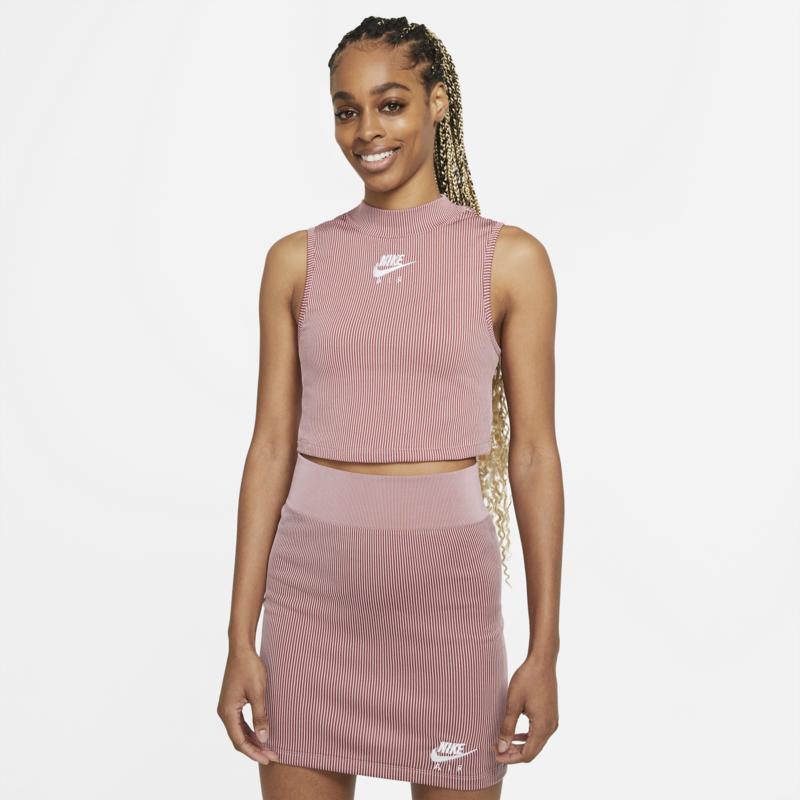 Nike Nike Women's Air Ribbed Tank 'Pink Glaze' CZ9341 630