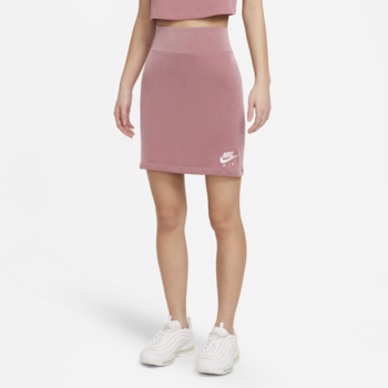 Nike Nike Women's Air Ribbed Skirt 'Pink Glaze' CZ9343 630