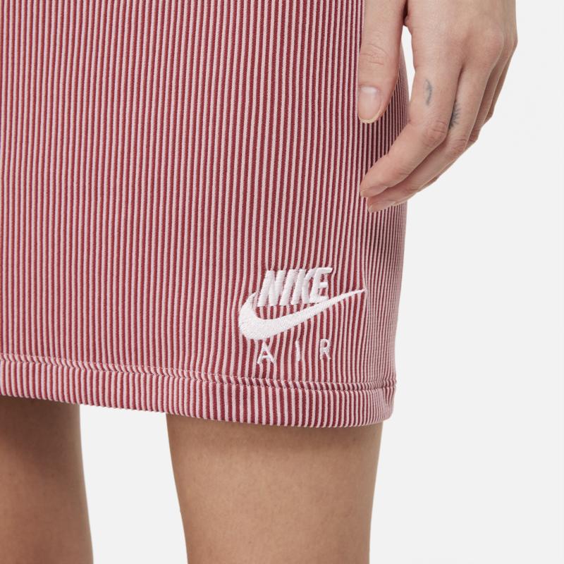 Nike Nike Women's Air Skirt Striped Red cz9343 630