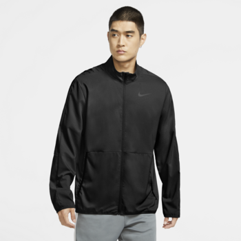 Nike Nike Dri-FIT Men's Woven Training Jacket Black/Anthracite CU4953 010