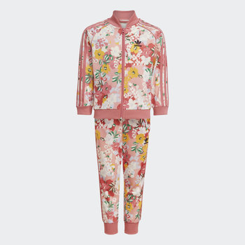 Adidas Adidas Kid's HER STUDIO LONDON FLORAL SST SET Trace Pink/Multicolor/Hazy Rose GN4210