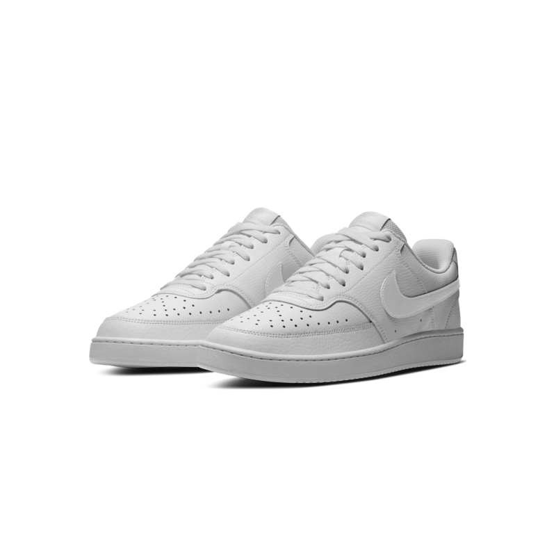 Nike Nike  Court Vision Low White/White CD5463 100