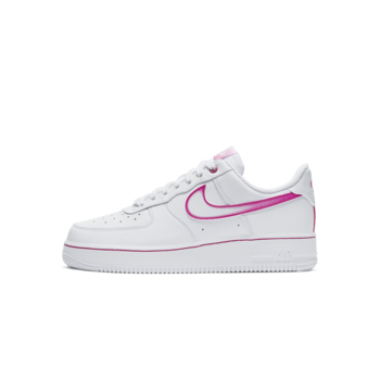 Nike Women's Air Force 1 '07 Fireberry DD9683 100