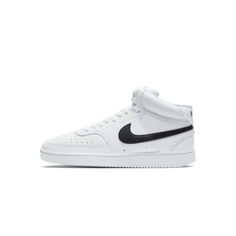 Nike Nike Men's Court Vision MID White/Black CD5466 101